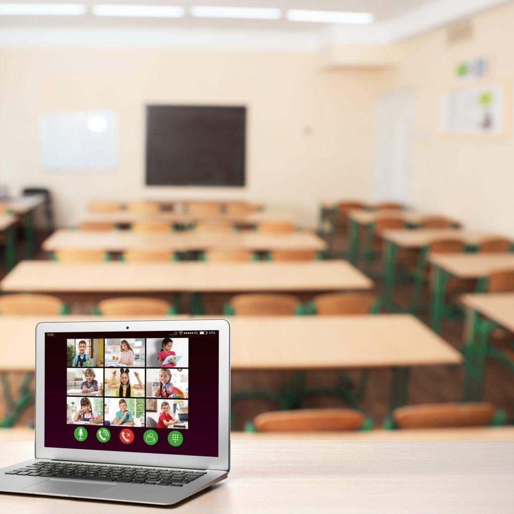 مدرسه مجازی